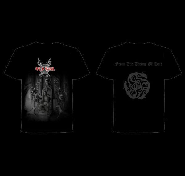 """FROM THE THRONE OF HATE"" TS 2004"