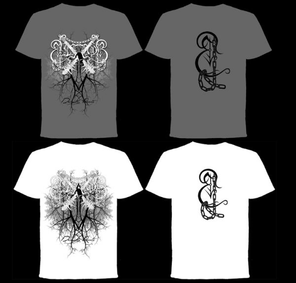 """DEADLY ROOTS"" T-Shirt 2011"