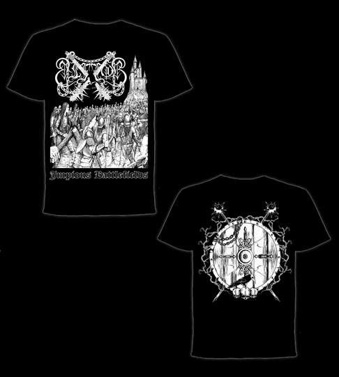 «IMPIOUS BATTLEFIELDS» TS 2018