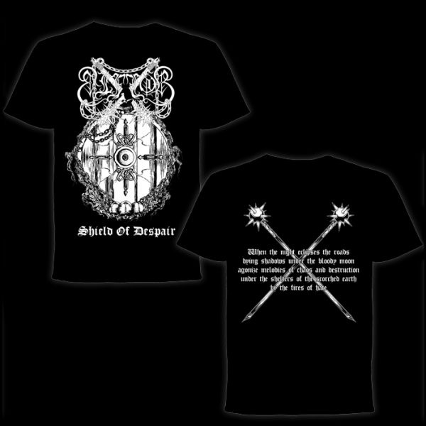 «SHIELD OF DESPAIR» TS