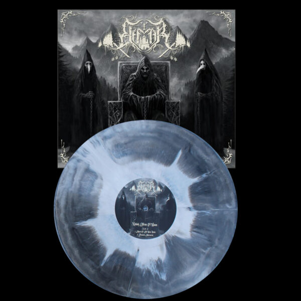 «UNHOLY THRONE OF DOOM» 12″ GALAXY LP + A3 POSTER