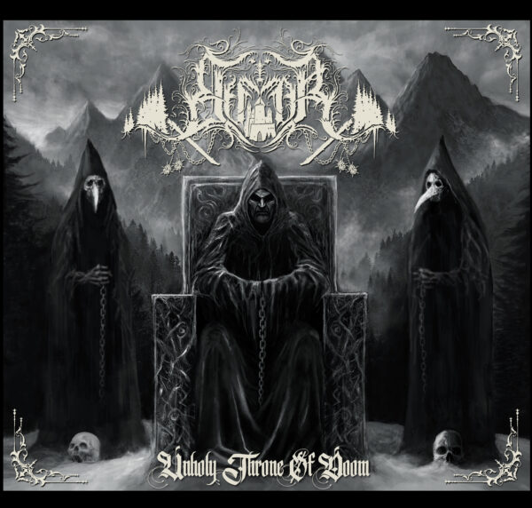 «UNHOLY THRONE OF DOOM»
