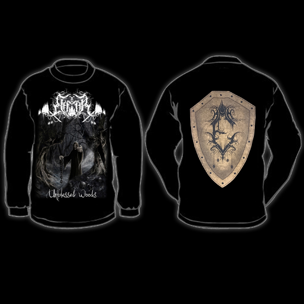 «UNBLESSED WOODS» LONG SLEEVE