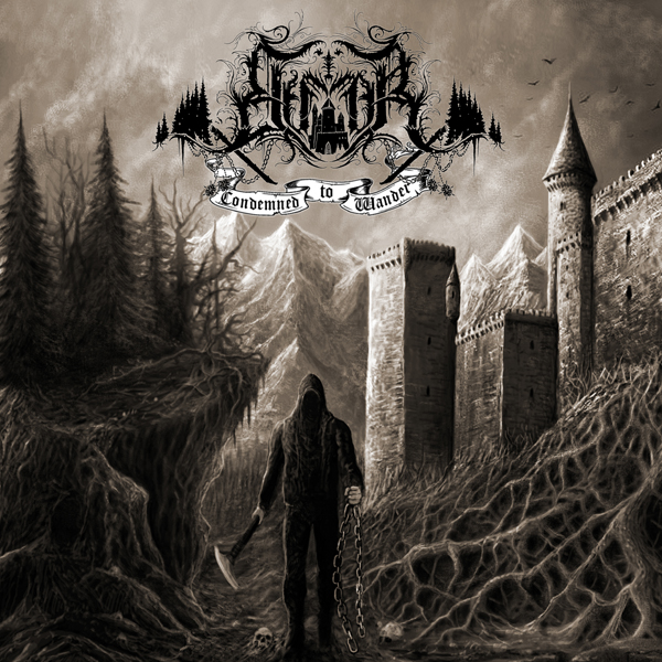 «CONDEMNED TO WANDER» 12″ LP
